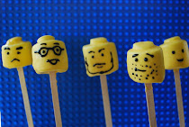 Lego Pops