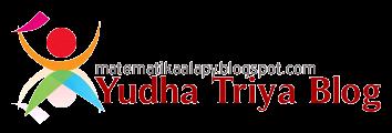 Yudha Triya Blog