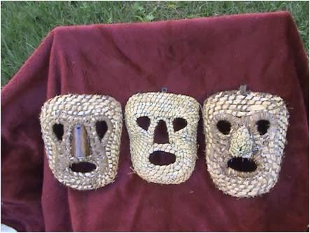 Mascaras de escrinho
