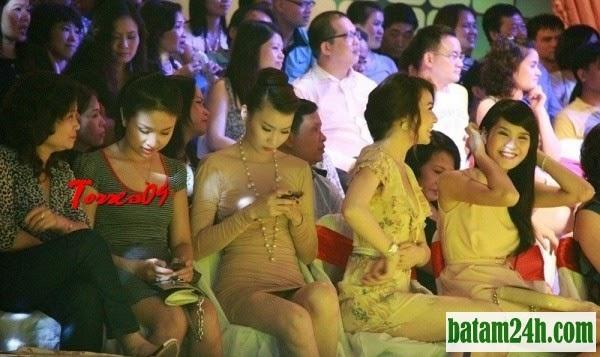 Hình ảnh ộ hàng của sao Việt