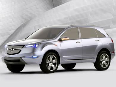 2013 Acura  on Acura Mdx 2012
