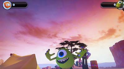 Disney Infinity Screenshot Mike Wazowski Lone Ranger review