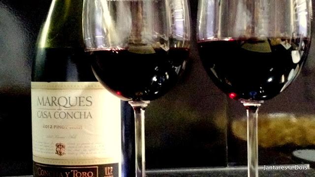 Vinho Tinto Pinot Noir 2012
