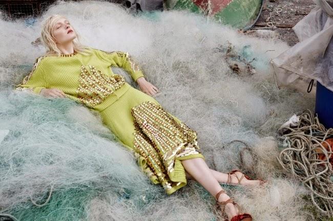 Vogue Ukraine | Ses Rêveries