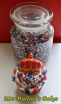 Mrs Mulford's Cakes: Let's Celebrate with Jubilee Sprinkles!