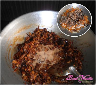 Resepi Mudah Pai Cendawan Lada Hitam Sedap. Cara Masak Inti Mushroom Black Pepper Pie Senang