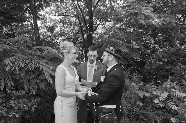 Hipster Highlands Wedding Photography