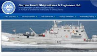 Jobs of Supervisor in Garden Reach Shipbuilders & Engineers Limited-GRSE--sarkari all jobs