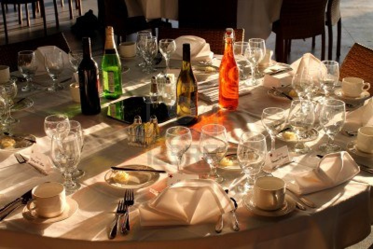 Fancy restaurant table setting - Displaying Images For Fancy Restaurant Table