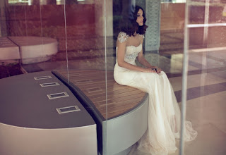 Zahavit Tshuba Spring 2013 Wedding Dresses Collection