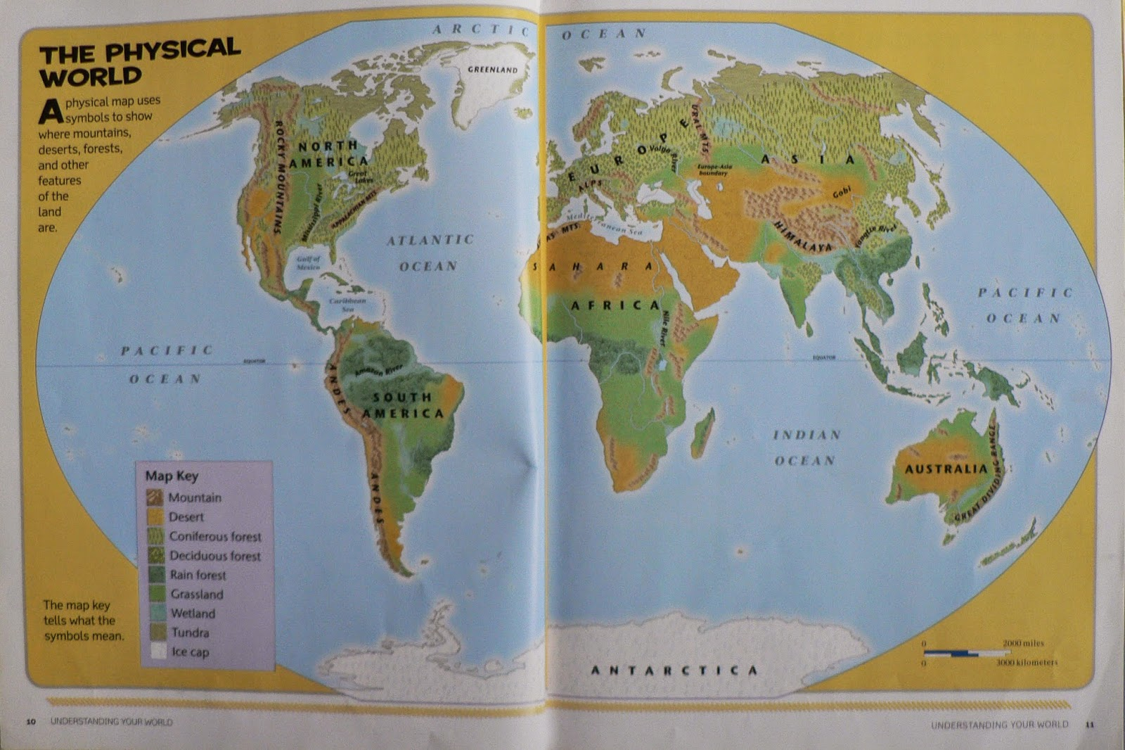Schooling at home happenings book review national geographic kids first we reviewed maps and parts of a map gumiabroncs Image collections
