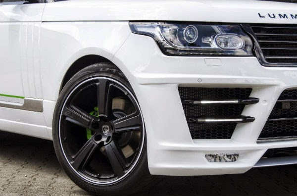 Lumma Design Range Rover Vogue CLR SR 8