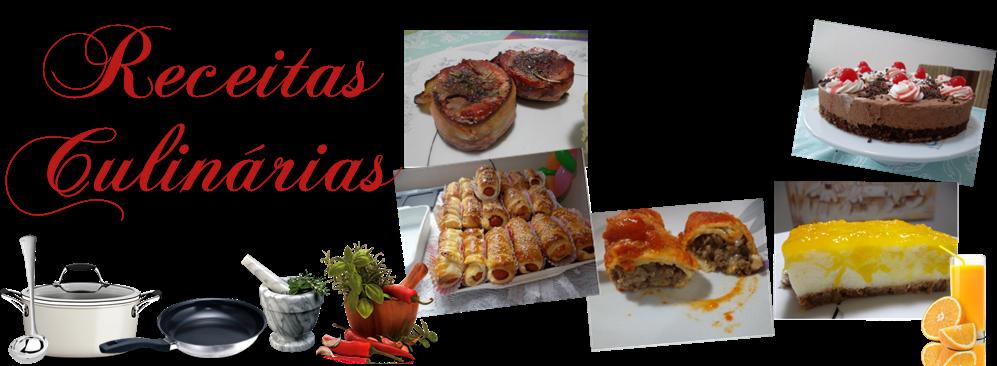Receitas Culinárias