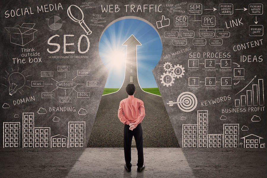 SEO career scope, prospects and salary