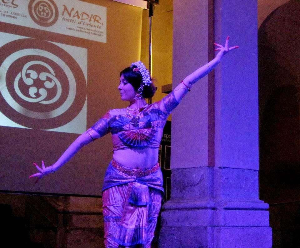 bharatanatyam Associazione Culturale Orchestés