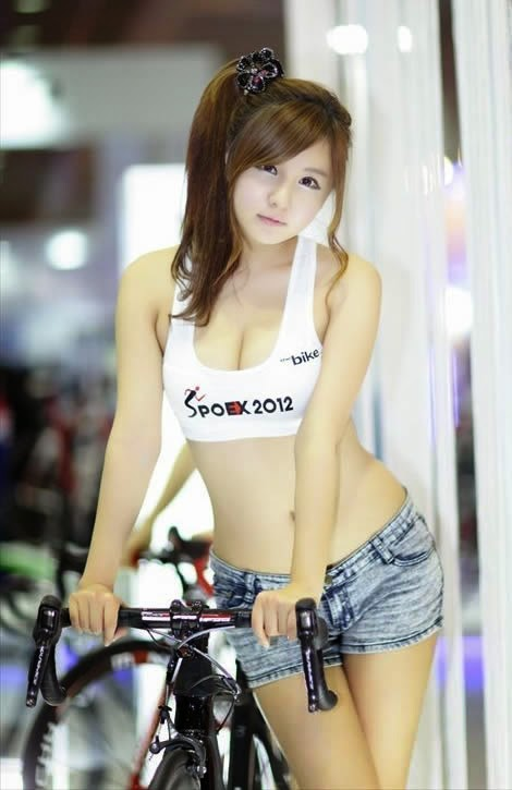 Ryu Ji Hye SPOEX 2012 Events 3