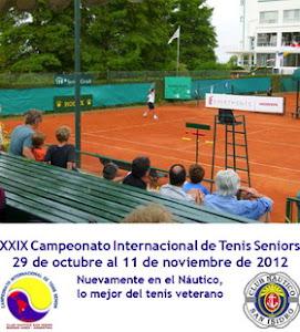 ITF SENIORS G-1 CLUB NAUTICO SAN ISIDRO