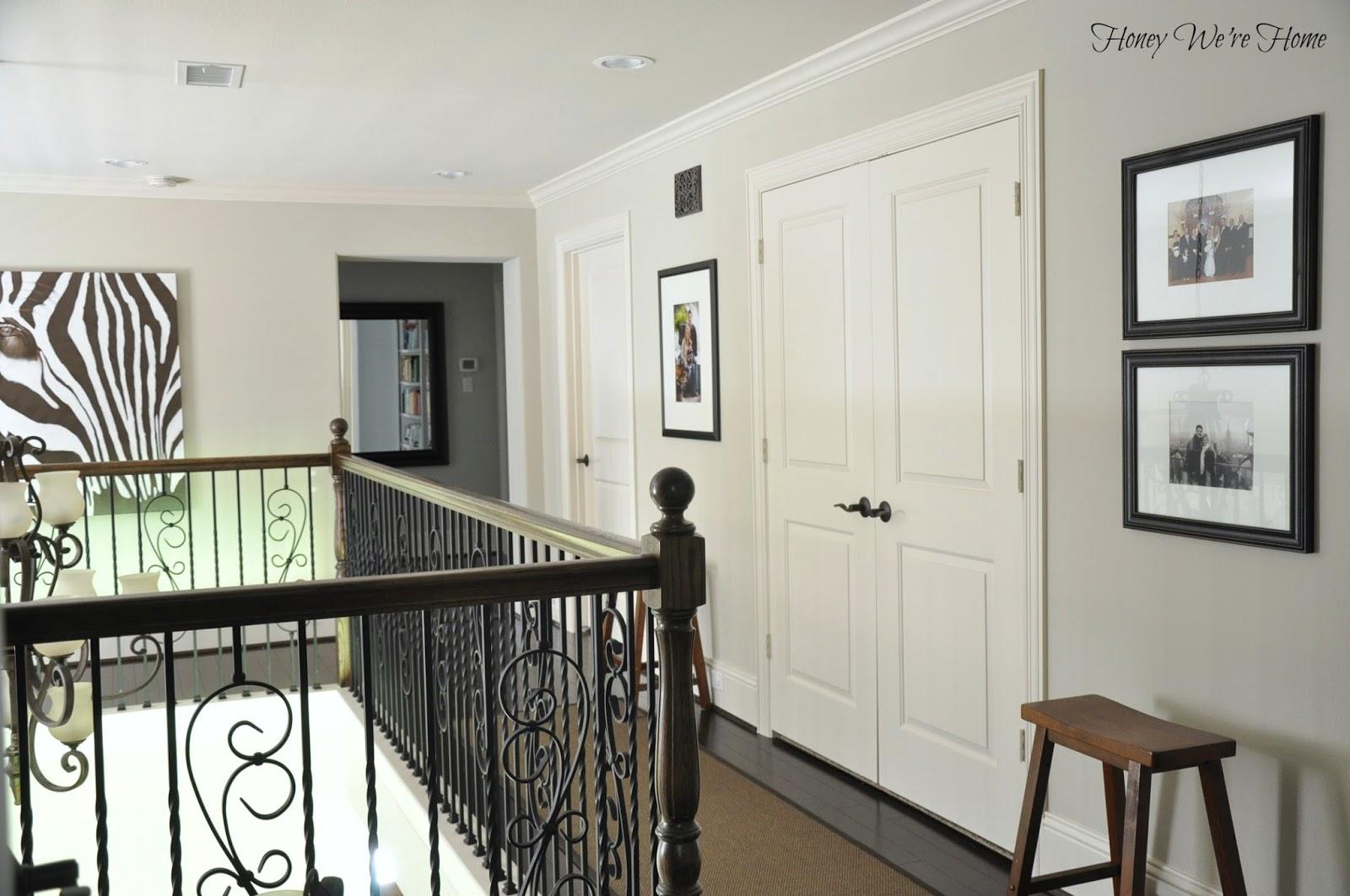 Painted Dark Grey Doors & Painted Dark Grey Doors | Honey We\u0027re Home