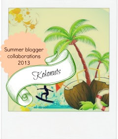 Summer web blog party: kokonuts