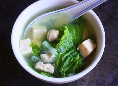 Sup Jali Sayur Makanan Kaya Nutrisi