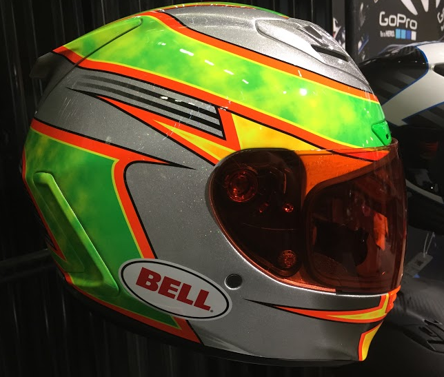 Bell Star Carbon Fillmore Replica Motorcycle Helmet