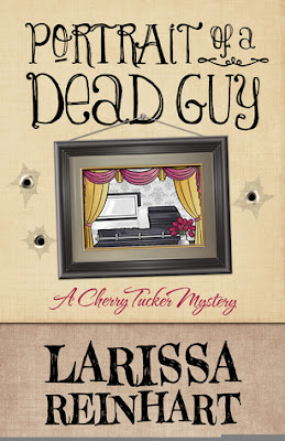 Review ~ Portrait of a Dead Guy by Larissa Reinhart