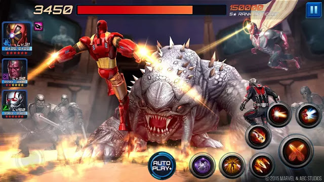Download MARVEL Future Fight v1.6.0 Apk+Data For Android