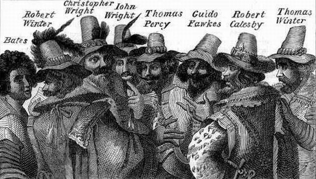 a biography of guy fawkes the conspirator in the gunpowder plot of 1605