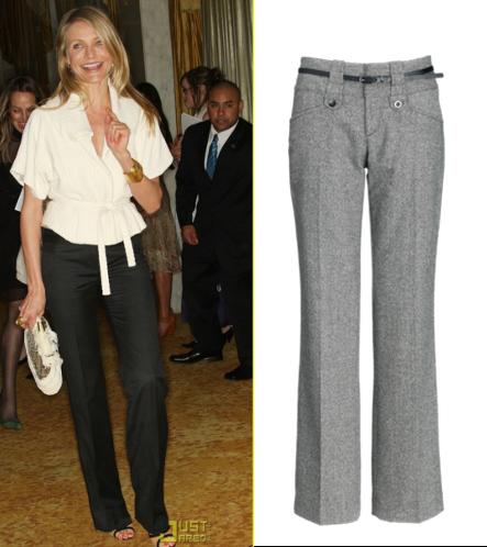 imagenes de pantalones de vestir para mujeres - imagenes de pantalones | Pantalón recto Tallas grandes mujer Kiabi 20,00€