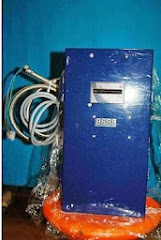 NCB-02 Timer box dengan duit kertas
