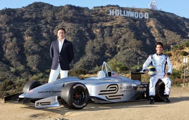 Más información sobre las Fórmula E 2015