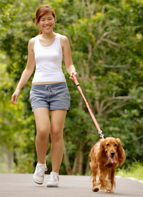 Walking Helps in Improving your Health