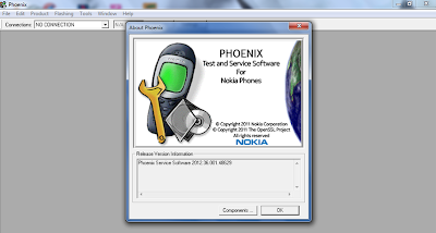 Phoenix Service Software Photo