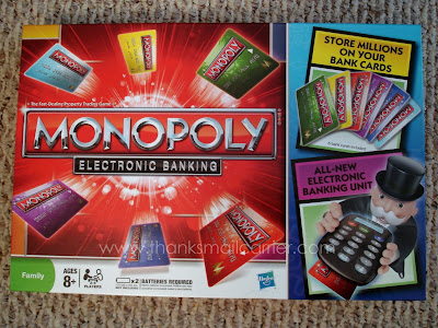 Monopoly Electronic Banking review