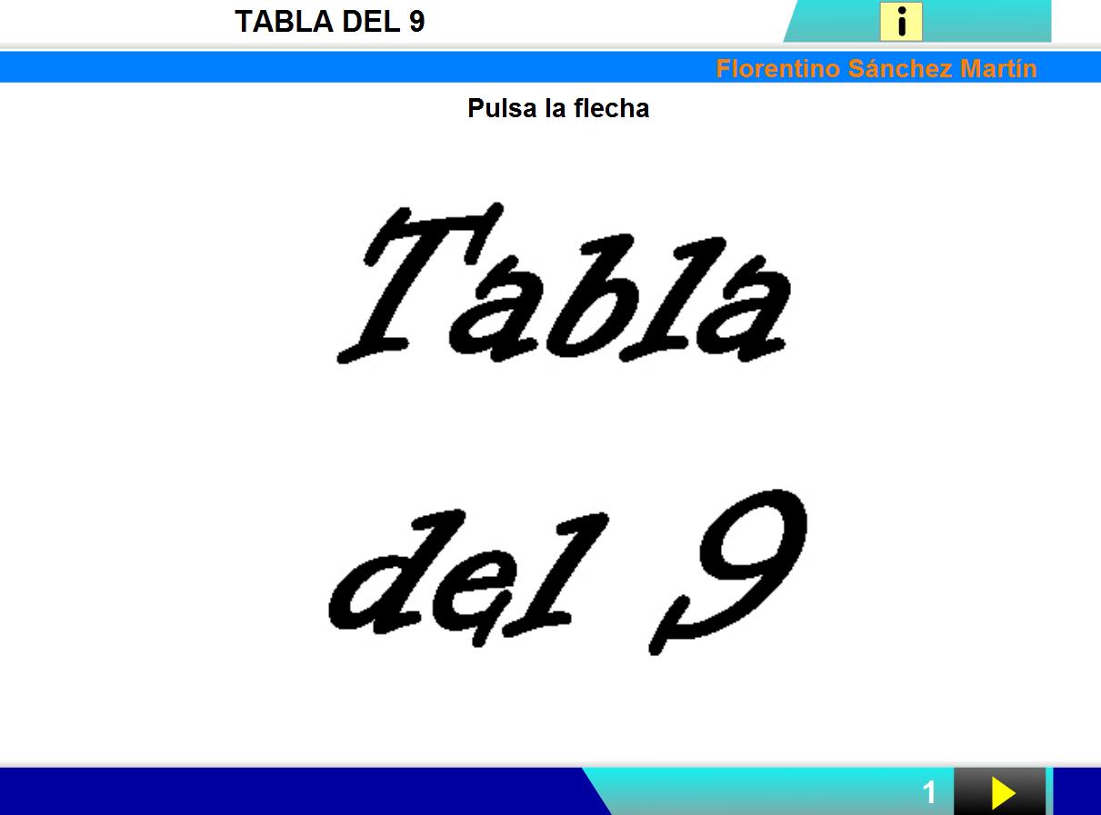 http://cplosangeles.juntaextremadura.net/web/edilim/curso_2/matematicas/tablas/tabla09/tabla09.html
