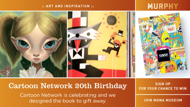 enter to win cartoon network s 20th birthday book scribble08 by