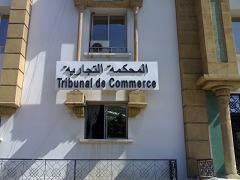 المحاكم التجارية
