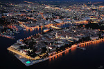 Zadar at night is the most romantic place on Earth