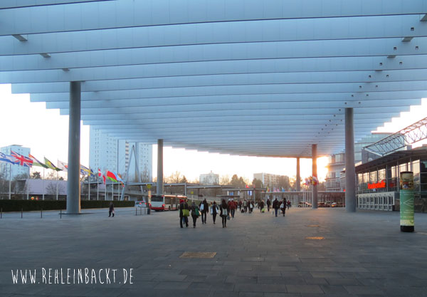 BIOFACH Messe Nürnberg 2015 rehlein backt