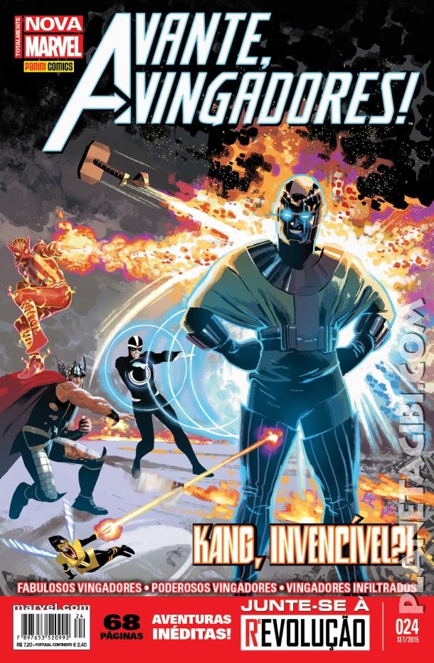 Checklist Marvel/Panini (Julho/2019 - pág.08) - Página 3 AVANTE%2BVINGADORES%2521%2B24