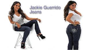 Como son los Jackie Guerrido JeansJackie Guerrido Jeans