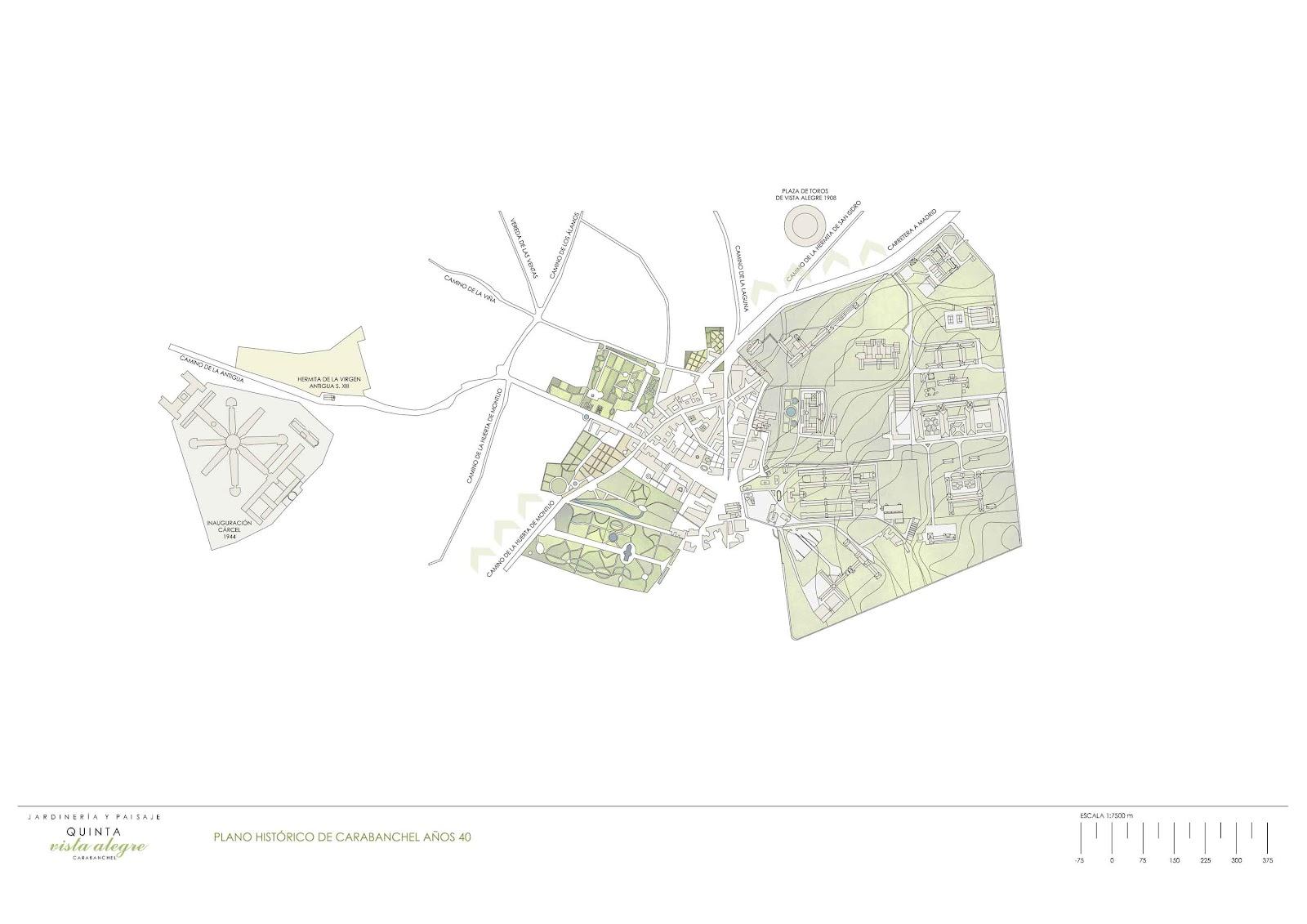 Ram n borja castillo abad arquitecto proyecto jardin for Proyecto jardineria