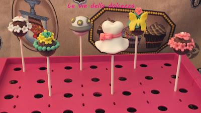 cake pops cioccolato