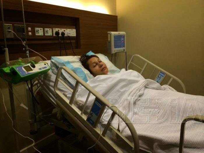 Image result for Ifa Raziah sakit