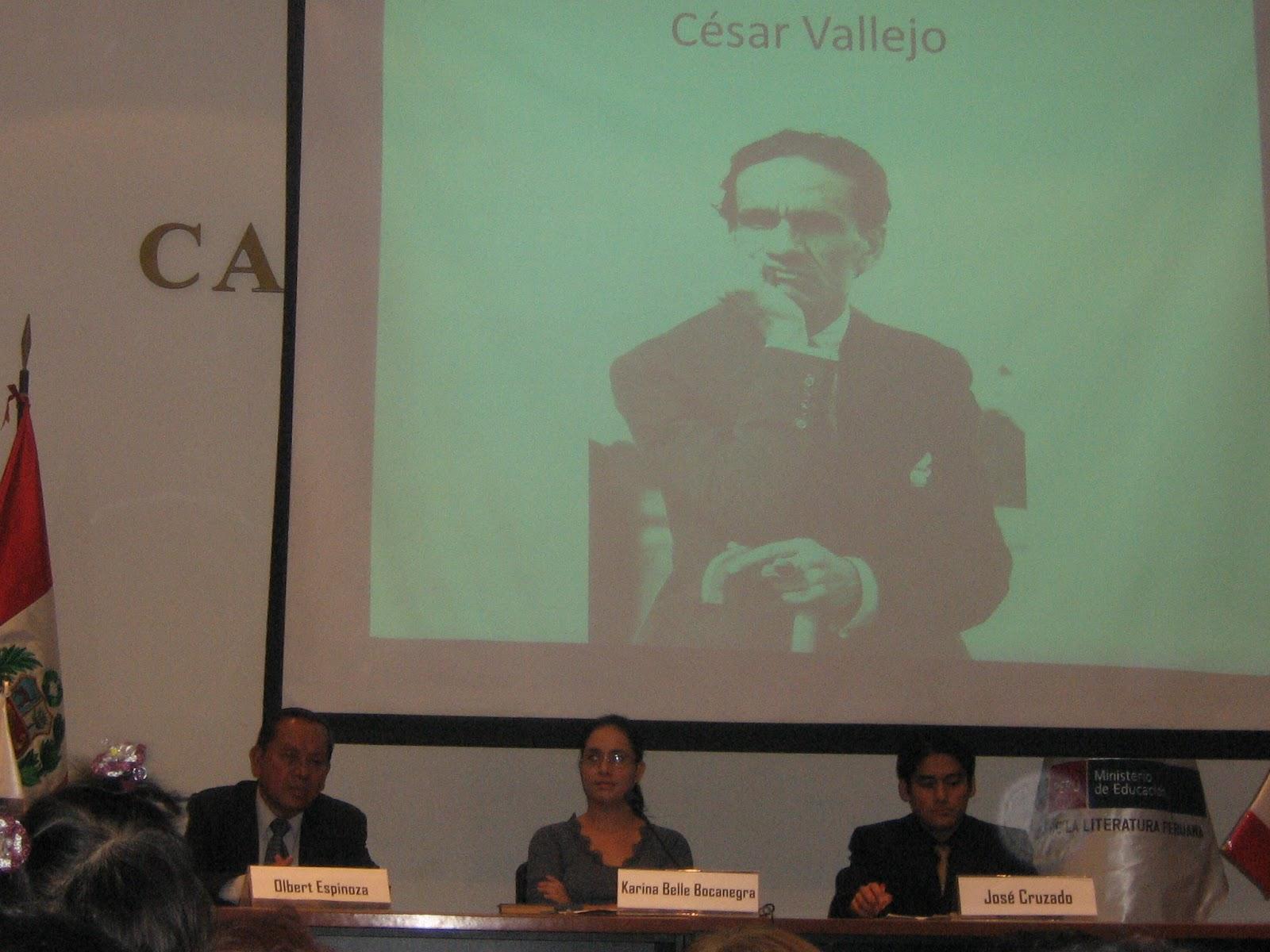 Cesar Vallejo hallazgo de la vida