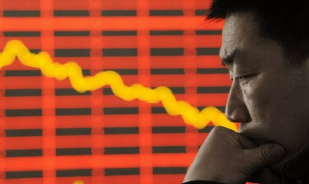Новый мировой кризис грозит начаться с Китая