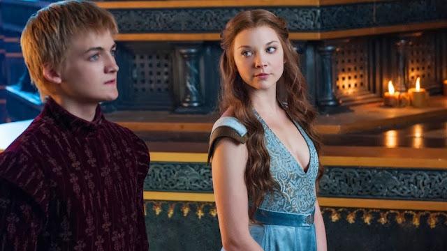Margaery Tyrell y Joffrey - Juego de Tronos en los siete reinos