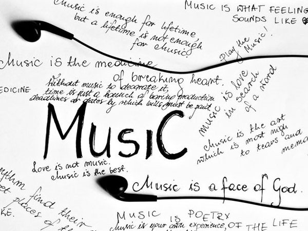 Quotes About Love Of Music : Music makes my day. Music frees you from the qualms of life.