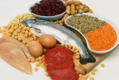 Alimentos ricos en proteínas para aumentar masa muscular