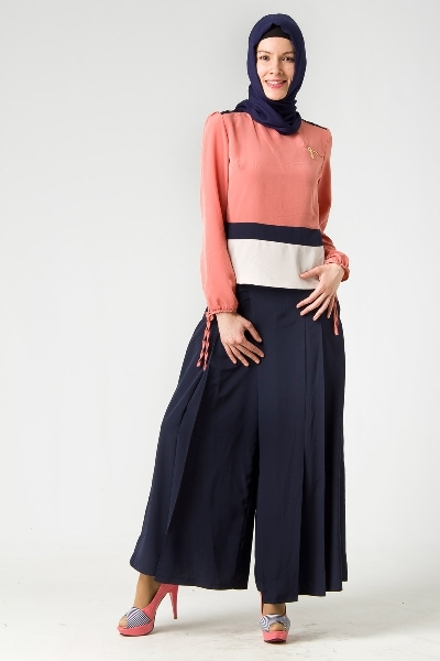 Puane 2012 İlkbahar Yaz Tesettür Elbise modelleri
